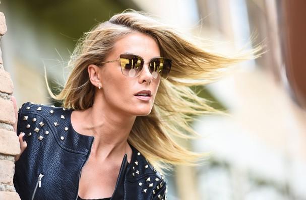 916235f3a29da Óticas Melo apresentam nova coleção de óculos Ana Hickmann - Rochany ...