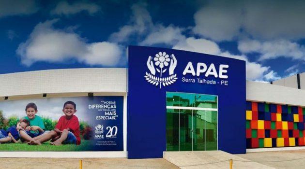 Nova sede da APAE de Serra Talhada