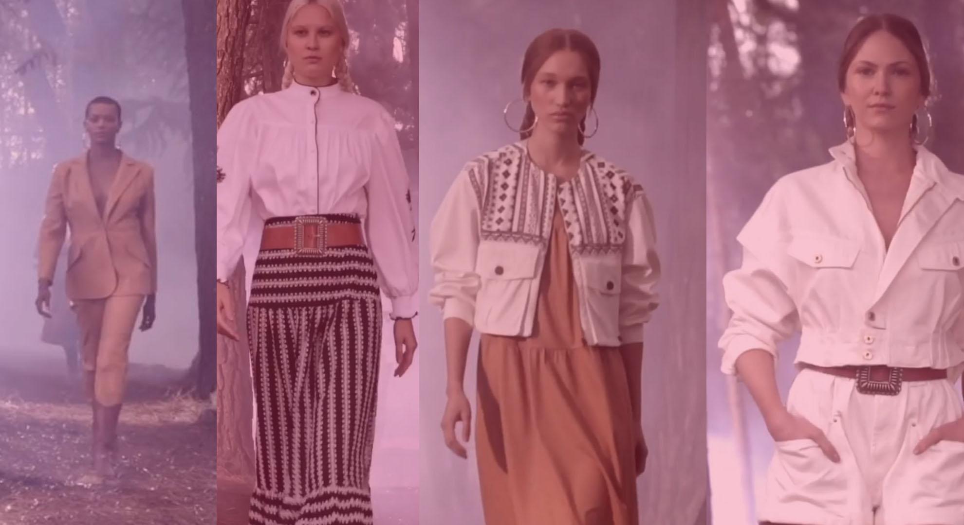 Lançamento da coleção Inverno 2021 da Lança Perfume em parceria coma Elle