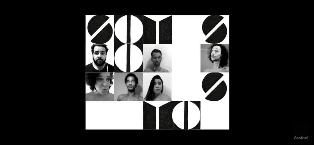 Reprodução do conceito da coleção de Fernanda Yamamoto na SPFW