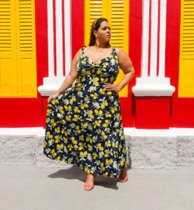 Moda para todas - Miss Plus Size Pernambuco
