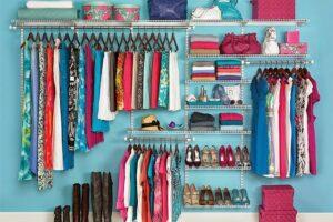 Modelo de Closet