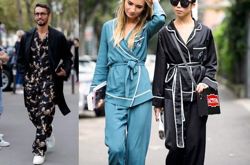 Moda 2020 - pijama