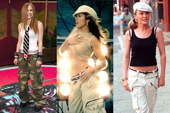 moda anos 2000