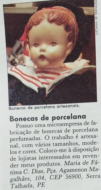 Anúncio Revista Máxima