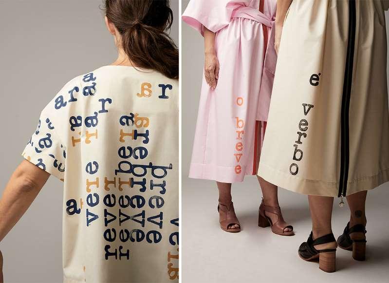 Lettering: tendência que conquistou o mundo da moda