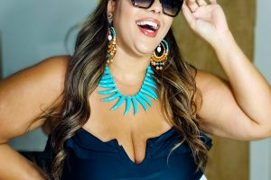 Eliz Cristina- Miss plus Size Pernambuco