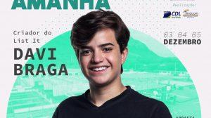 Davi Braga participa da 21ª Exposerra