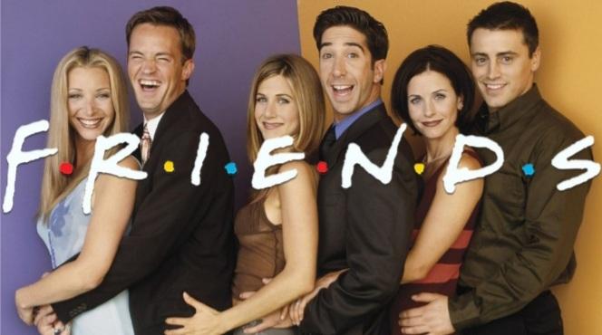 Série Friends saiu da Netflix