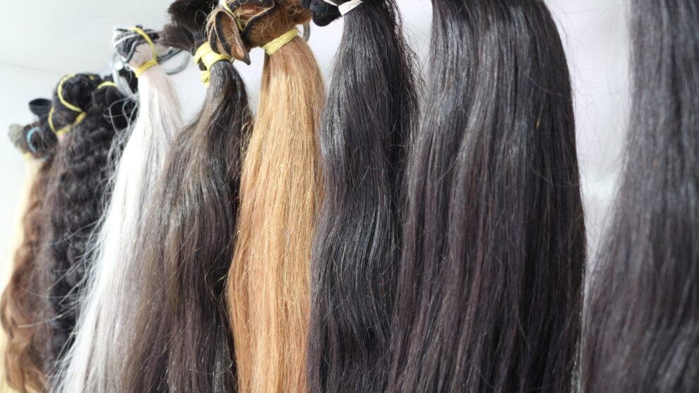 casal desenvolvem técnica própria para aplicação de Mega Hair inspirada em ponto americano.
