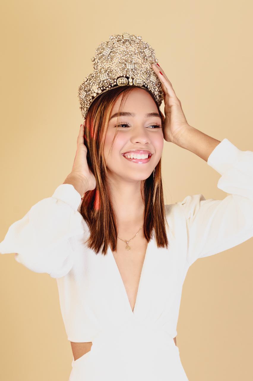 Samara Magalhães, Miss Teen Pernambuco, concorre ao nacional