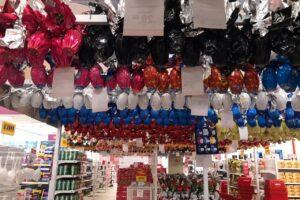 Ovos de Páscoa - Lojas Americanas - Shopping Serra Talhada