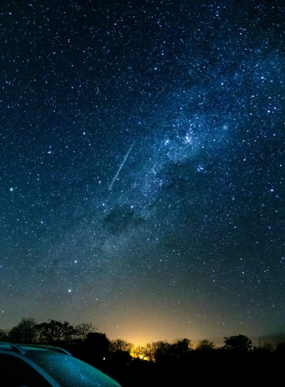 A chuva de meteoros Eta Aquáridas alcançara seu pico nesta quinta-feira e poderá ser vista de madrugada no Brasil.
