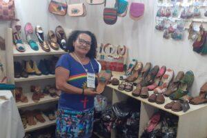 A artesa Dona Fafá.