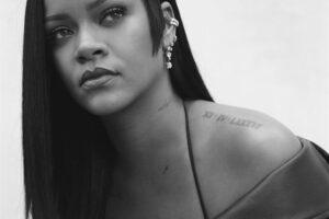 Cantora Rihanna.