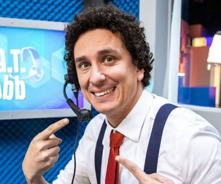Humorista Rafael Portugal