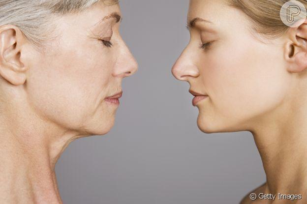 Como tratar e prevenir sinais de envelhecimento.