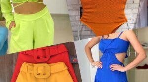 Primavera/verão: roupas que você encontra em ST