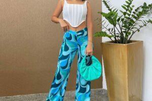 Blogueira Laura Brito.